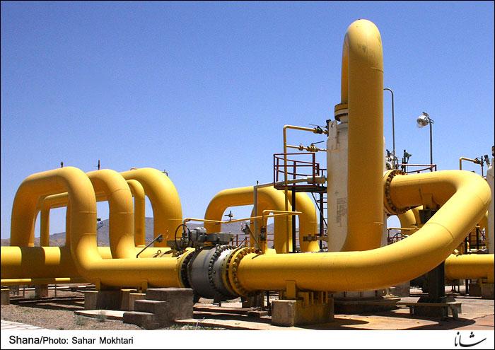 گزارش کارآموزی تقویت فشار گاز شهید مکوندی