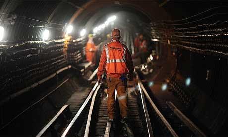 گزارش کارآموزی تسهیلات خطوط ریلی برای مسافران ناتوان