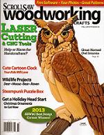 ScrollSaw Woodworking Crafts