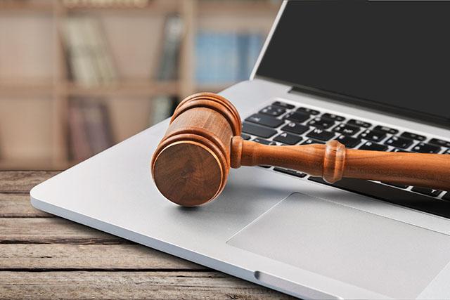 پاورپوینت برای ارائه با موضوع مقررات جرائم رایانه ای