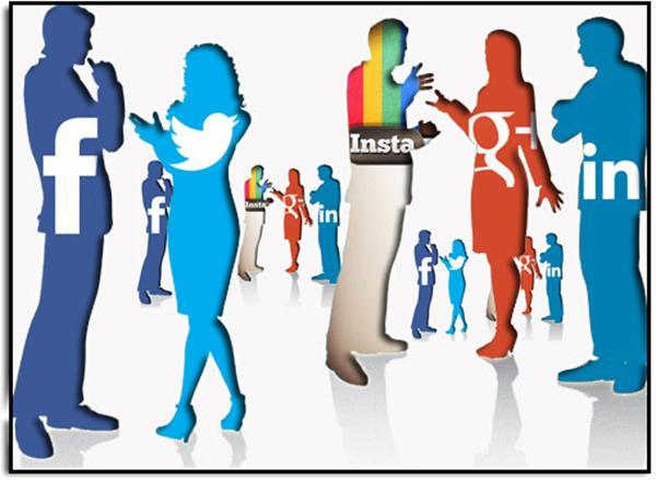 پاورپوینت بررسی تأثیرات شبکه های اجتماعی اینترنی بر اخلاق تربیتی و فردی کاربران