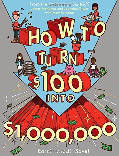 دانلود کتاب چگونه صد دلار را به یک میلیون دلار تبدیل کنیم؟ ?$How to turn 100$ in to 1.000.000