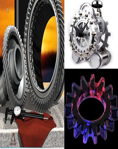 پروژه برسی انواع چرخ دنده ها و روشهای تولید آن ها  - پاورپوینت