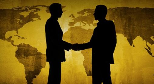 بازاریابی بین المللی صنعتی