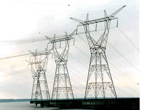 تلفات در شبکه های تولید و توزیع و انتقال نیرو(برق)