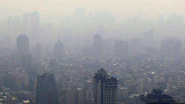 آلودگی بر کیفیت زندگی