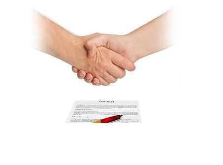 دانلود مجموعه نمونه قراردادهای مختلف و کاربردی