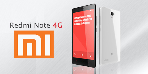 فایل فلش Xiaomi Redmi Note 4g