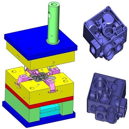 پروژه کارآفرینی تولید قالب های صنعتی