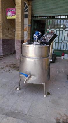 طرح توجیهی تولید شیر جوش-اختصاصی
