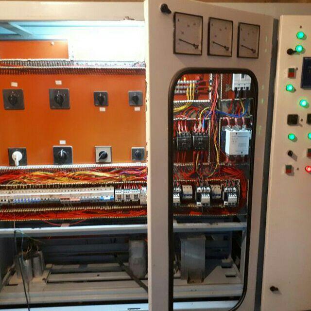 طرح توجیهی تولید و مونتاژ تابلوهای برق فشار قوی و فشار ضعیف