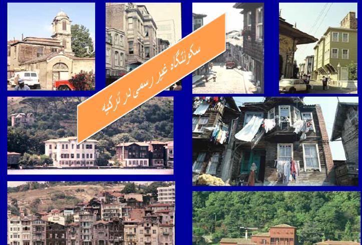 سکونتگاههای غیررسمی در ترکیه