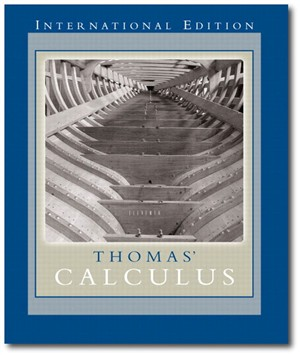فصل اول حل مسائل توماس ویرایش 11- زبان اصلی