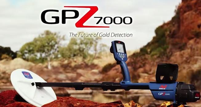راهنمای فلزیاب gpx7000