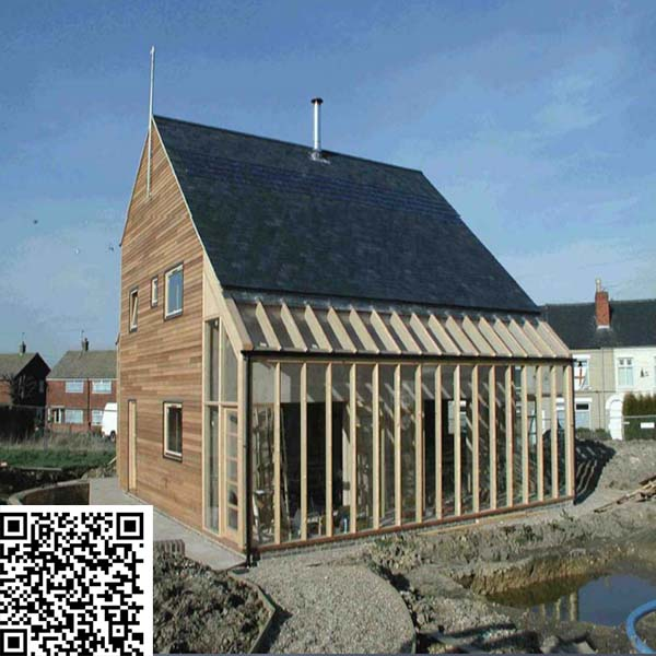 طراحي ساختمان و معماري همساز با اقليم