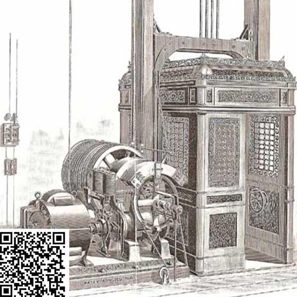 تاريخچه آسانسور
