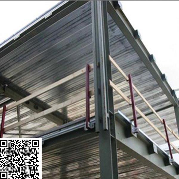 سقف های مرکب با عرشه فولادی