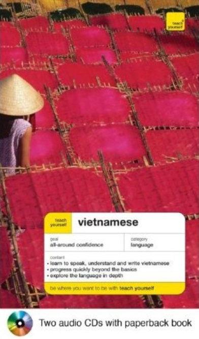 کتاب آموزش...زبان ویتنامی Teach Yourself Vietnamese به همراه فایل های صوتی کتاب