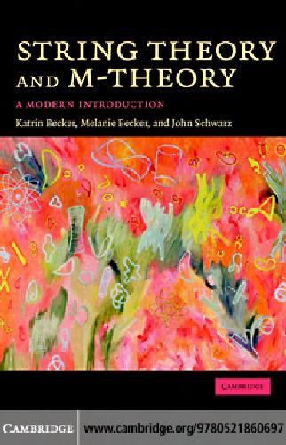 حل تمرین کتاب مقدمه ای بر نظریه ریسمان و نظریه M