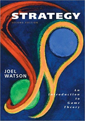 حل تمرین کتاب استراتژی Watson - ویرایش دوم