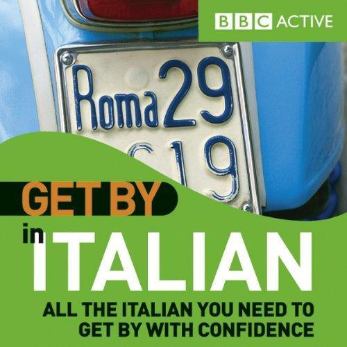 کتاب آموزش زبان ایتالیایی Get By in Italian به همراه فایل صوتی کتاب