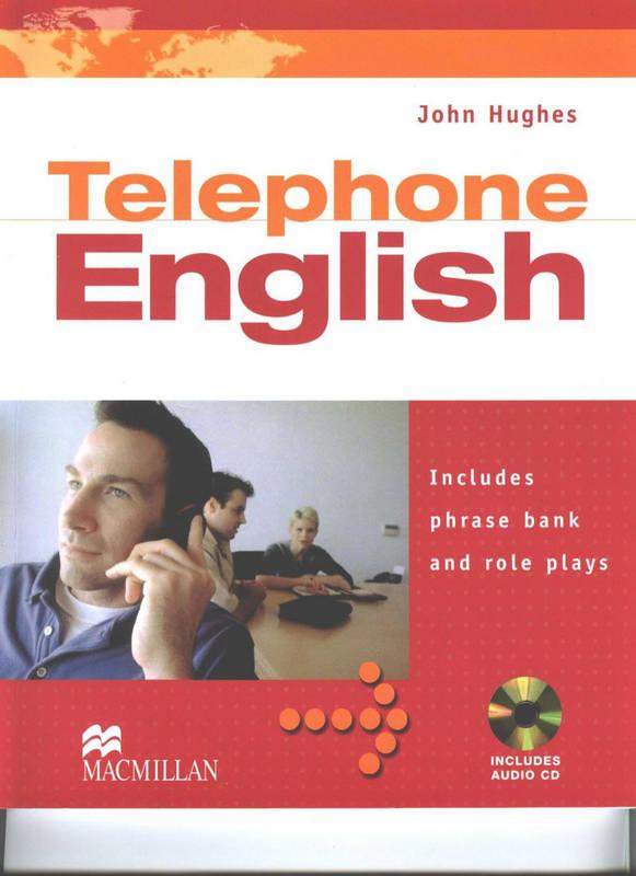 کتاب Macmillan Telephone English به همراه فایل های صوتی کتاب