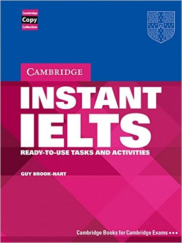 کتاب Cambridge Instant IELTS