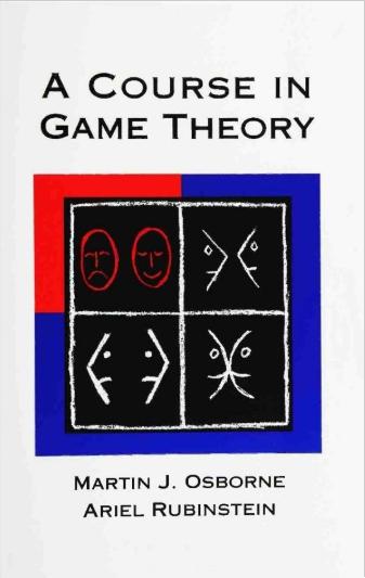 حل تمرین کتاب نظریه بازی ها Osborne و Rubinstein