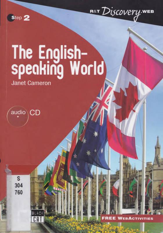 کتاب English Speaking World به همراه کلید سوالات کتاب و فایل های صوتی کتاب