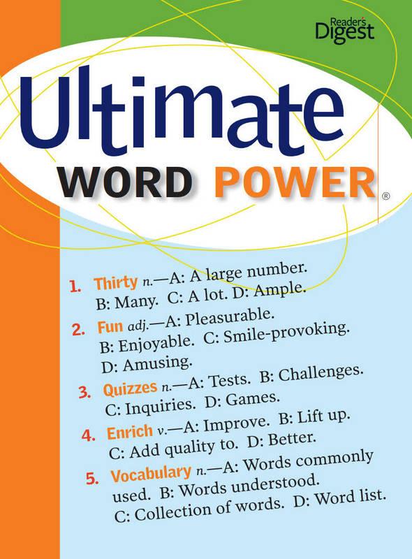کتاب Ultimate Word Power