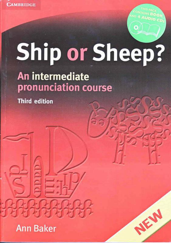 کتاب Ship or Sheep به همراه فایل های صوتی کتاب - ویرایش سوم