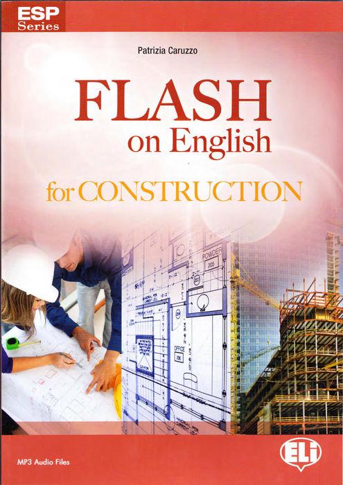کتاب Flash on English for Construction به همراه فایل های صوتی کتاب