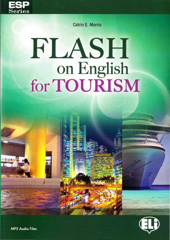 کتاب Flash on English for Tourism به همراه فایل های صوتی کتاب