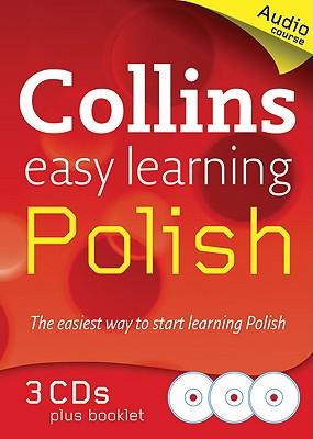 مجموعه آموزش زبان لهستانی Collins Easy Learning Polish Audio Course