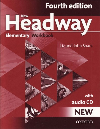 جواب تمارین کتاب کار New Headway - Elementary Workbook به همراه متن فایل های صوتی کتاب - ویرایش چهارم