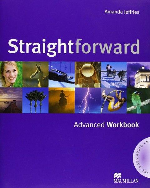 جواب تمارین کتاب کار Straightforward Advanced Workbook
