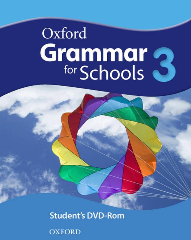 کتاب Oxford Grammar for Schools 3 به همراه فایل های صوتی کتاب