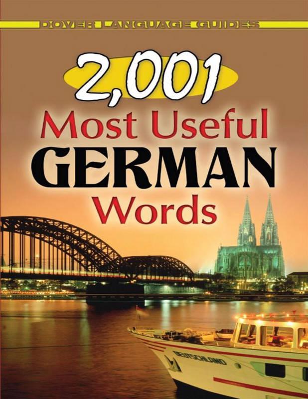 کتاب آموزش زبان آلمانی 2001Most Useful German Words
