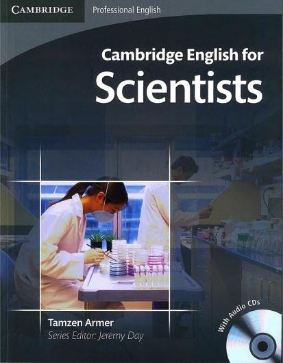 کتاب Cambridge English for Scientists به همراه کتاب معلم و فایل های صوتی کتاب