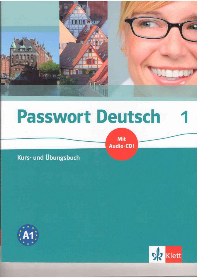 کتاب آموزش زبان آلمانی Passwort Deutsch 1 به همراه فایل های صوتی کتاب
