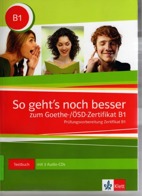 کتاب آموزش زبان آلمانی So gehts noch besser به همراه فایل های صوتی کتاب