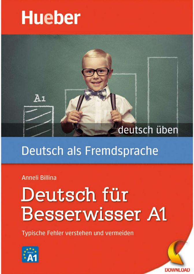کتاب آموزش زبان آلمانی Deutsch für Besserwisser A1 به همراه فایل های صوتی کتاب