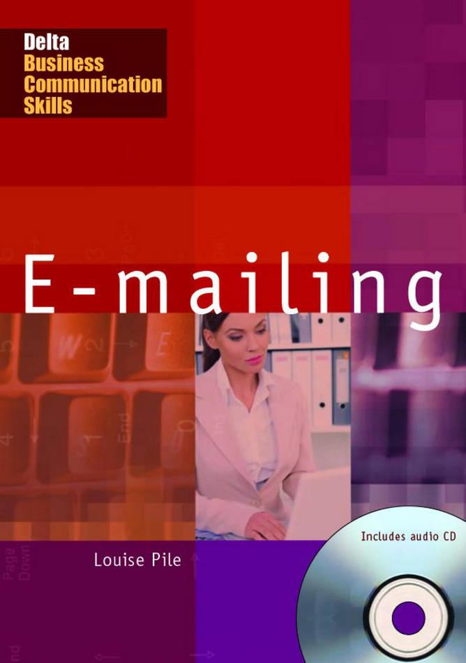 کتاب Delta Business Communication Skills E-mailing به همراه فایل های صوتی کتاب