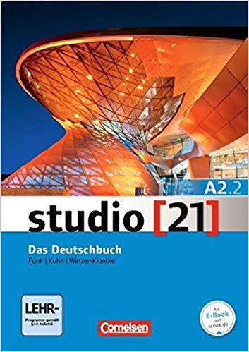 جواب تمارین کتاب studio [21] Das Deutschbuch A2.2