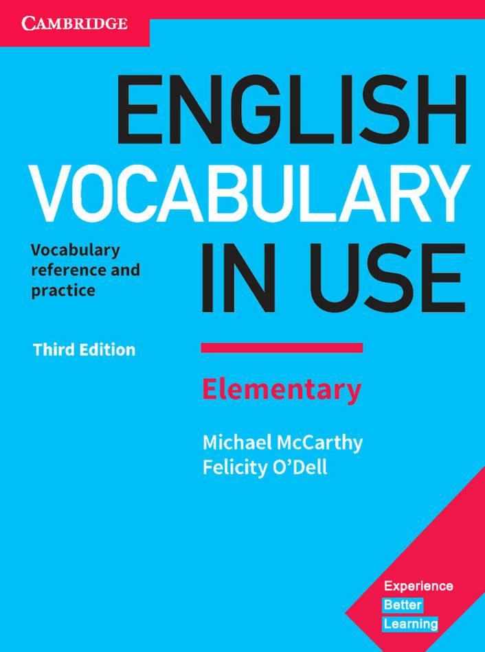 کتاب Cambridge English Vocabulary in Use سطح Elementary - ویرایش سوم (2017)
