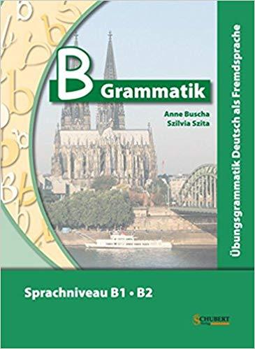 کتاب آموزش زبان آلمانی B-Grammatik به همراه پاسخ نامه و فایل های صوتی کتاب