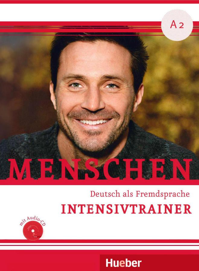 کتاب آموزش زبان آلمانی Menschen A2 Intensivtrainer به همراه فایل های صوتی کتاب