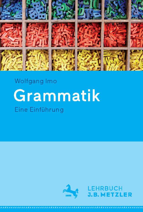 کتاب آموزش زبان آلمانی Grammatik - Eine Einführung