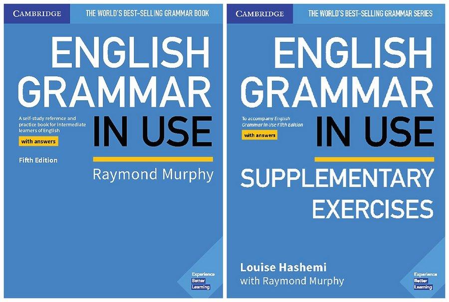 کتاب English Grammar in Use به همراه کتاب تمرینات تکمیلی - ویرایش پنجم (2019)