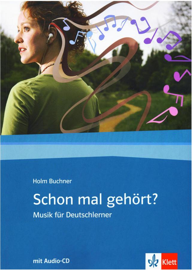 کتاب آموزش زبان آلمانی Schon mal gehört? - Musik für Deutschlerner به همراه فایل های صوتی کتاب